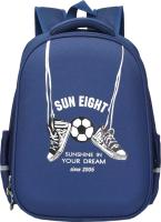 Школьный рюкзак Sun Eight SE-2689 (темно-синий) -