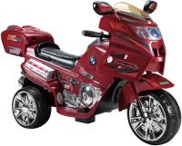 Детский мотоцикл Farfello HL219 (красный) -