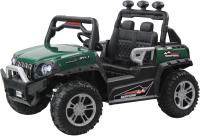 Детский автомобиль Farfello DLS02 (зеленый) -
