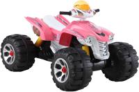 Детский квадроцикл Farfello JS318 (розовый) -