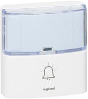 Кнопка звонка Legrand Премиум 94279 (белый) -