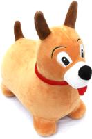 Игрушка-прыгун Симбат Собачка / RJ-016-BROWN (коричневый) -