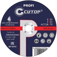 Шлифовальный круг Cutop Profi T27 39992т -