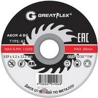 Отрезной диск Master 50-41-003 -