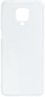 Чехол-накладка Volare Rosso Clear для Redmi Note 9 Pro/Note 9 Pro Max/Note 9S (прозрачный) -