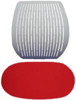 Чехол на стул Comf-Pro Speed Ultra (красный стрейч) -