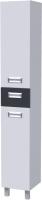 Шкаф-пенал для ванной АВН Лофт 30 / 62.11 (5) -
