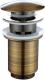 Донный клапан Kaiser 8036Br -