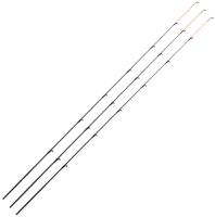 Набор вершинок для удилища Feeder Concept Silver Water 1.50OZ 2.5/545мм / 10-150-25-54 (3шт, графит) -