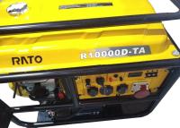 Бензиновый генератор Rato R10000D-TA -