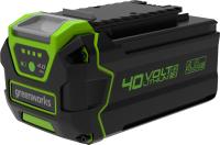 Аккумулятор для электроинструмента Greenworks G40B4 (2927007) -