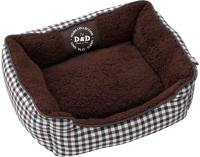 Лежанка для животных EBI Sweet 671/438077 (коричневый) -