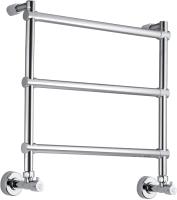 Полотенцесушитель водяной Margaroli Sole 442/3/F/400 Chrome -