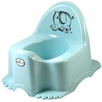 Детский горшок Tega Слон / SL-001-140 (бирюзовый) -