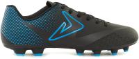 Бутсы футбольные Demix NPMWLTG9GJ / S20FDEFB009-BM (р-р 43, черный/синий) -