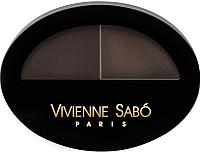 Тени для бровей Vivienne Sabo Brow Arcade тон 03 -