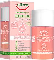 Косметическое масло для мам Equilibra Мультифункциональное (50мл) -