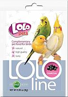 Корм для птиц Lolo Pets Lololine Charcoal LO-72041 (10г) -
