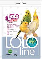 Корм для птиц Lolo Pets Lololine Algae LO-72042 (10г) -