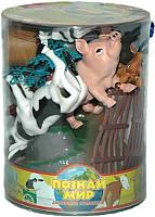 Набор игрушек Wing Crown Домашние животные / D33702 -