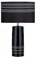 Прикроватная лампа SearchLight Table EU4968BK -