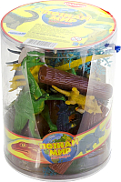 Набор фигурок Wing Crown Динозавры / D33704 -