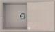 Мойка кухонная Elleci Tekno 400 Avena G51 / LGT40051 -