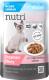 Корм для кошек Nutrilove Sterilised Salmon in jelly (85г) -