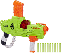Бластер игрушечный Hasbro Nerf Зомби Реврипер / E0311 -