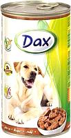 Корм для собак Dax С печенью (1.24кг) -