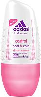 Антиперспирант шариковый Adidas Cool&Care Control 48ч (50мл) -