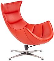 Кресло мягкое Halmar Luxor (красный) -