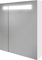 Шкаф с зеркалом для ванной Cersanit Melar 70 / B-LS-MEL70-Os -