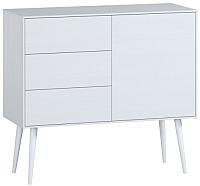 Комод Woodcraft Дженсон 713 (белый) -
