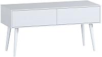 Тумба Woodcraft Дженсон 716 (белый) -