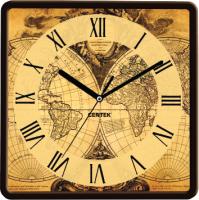 Настенные часы Centek СТ-7103 (карта) -