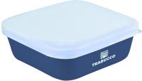 Ящик рыболовный Trabucco Bait Box для приманок / 111-21-050 (синий) -