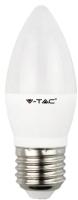 Лампа V-TAC 5.5 ВТ 470LM E27 2700K SKU-43421 (свеча) -