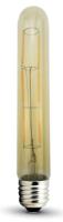Лампа V-TAC 5 ВТ 300LM T30 E27 2200KF SKU-7143 (янтарное стекло) -