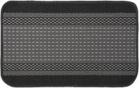 Коврик грязезащитный VORTEX Madrid 50x80 / 22448 (серый) -