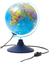 Глобус Globen Политический Классик Евро с подсветкой / Ке014000245 -