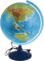 Глобус Globen Физический Классик Евро с подсветкой / Ке014000244 -