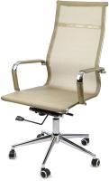 Кресло офисное Calviano Bergamo (золото) -