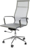 Кресло офисное Calviano Bergamo (серый) -