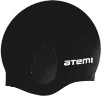 Шапочка для плавания Atemi EC101 (черный) -