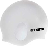 Шапочка для плавания Atemi EC103 (серебристый) -
