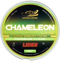Леска монофильная Fishing Empire Lider Chameleon Line 0.14мм 150м / СН-014 -