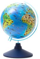 Глобус Globen Зоогеографический Классик Евро / Ке012100207 -