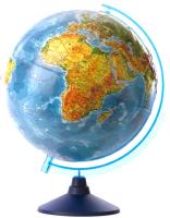 Глобус Globen Физический Классик Евро рельефный / К022100183 -