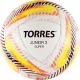 Футбольный мяч Torres Junior-3 Super / F319203 (р-р 3, белый/красный/желтый) -